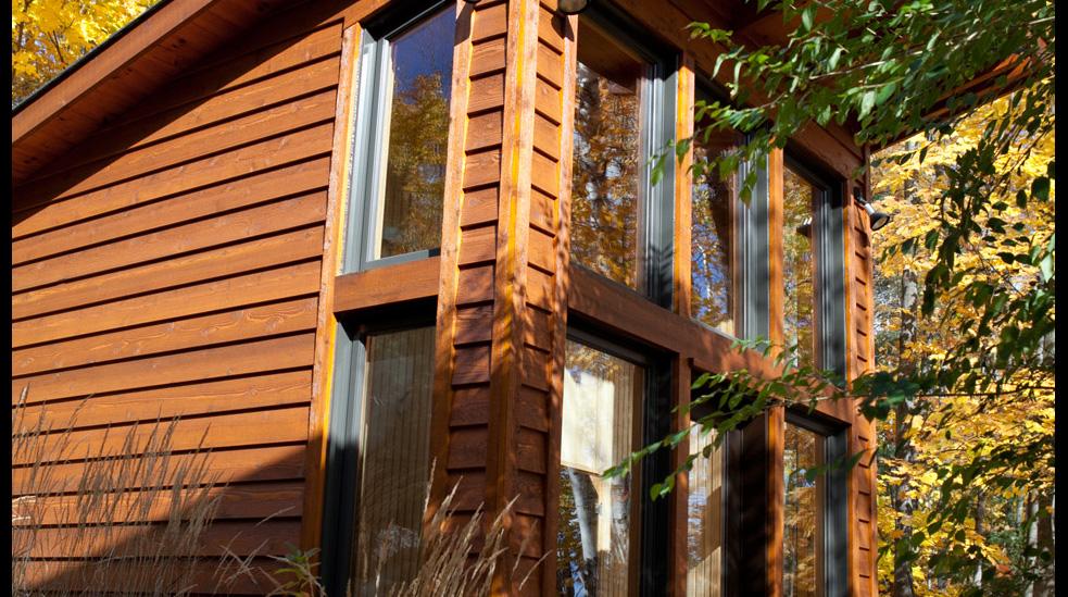Sauna à la résidence Hémond-Hotte